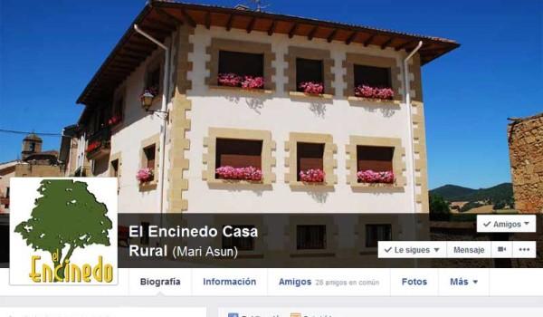 facebook de EL ENCINEDO